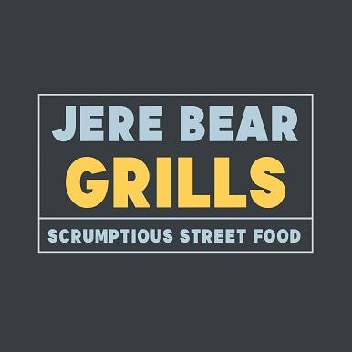 Jere Bear Grills Scrumptious Street Food